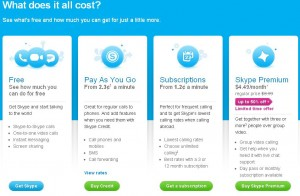 how to get skype group call for free