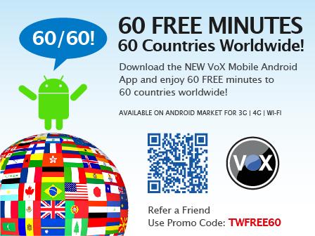 The cheapest international calls